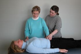Hands on cellular expanasion and healing practitioner training.